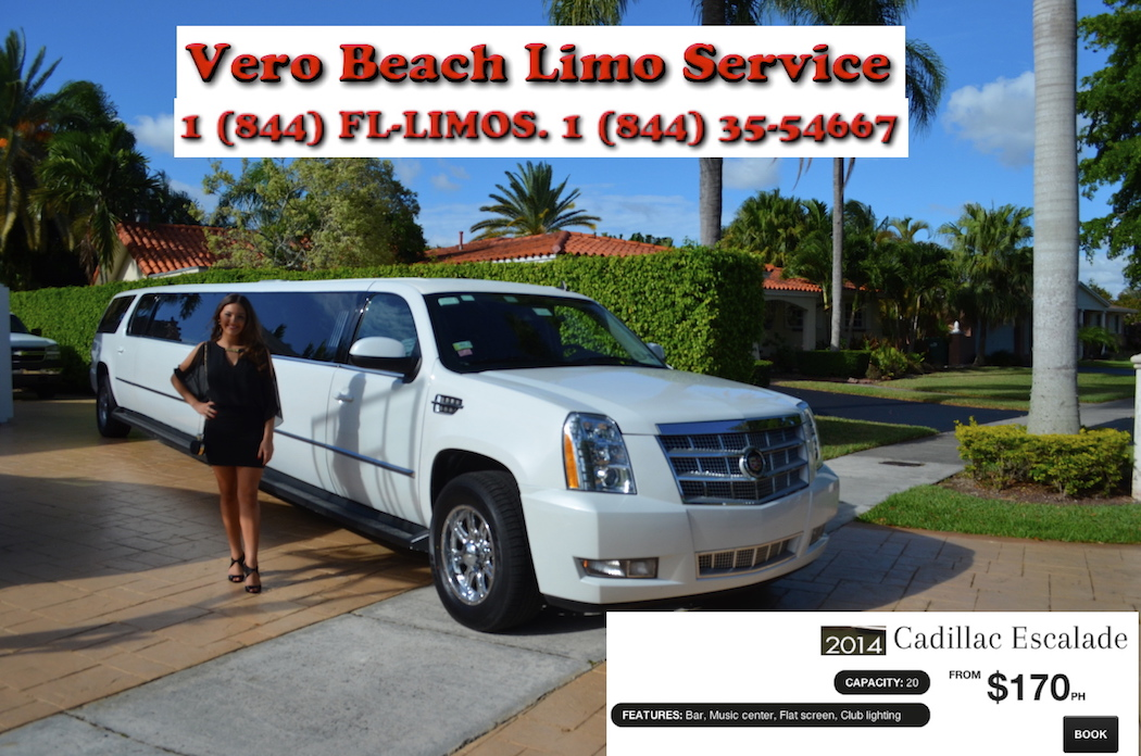 Stretch Limousine available for live reservation