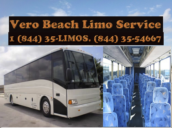 Vero beach charter bus