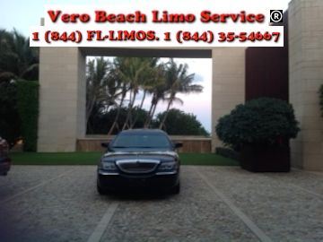 Vero Beach Car Limo Service